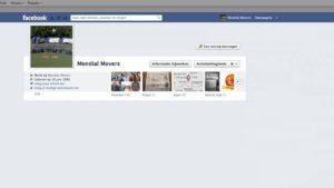 plaatje bij Facebook aanpassen na uw verhuizing