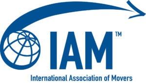 Lid van IAM internationale verhuizers