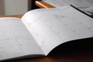 Planning voor de verhuizing
