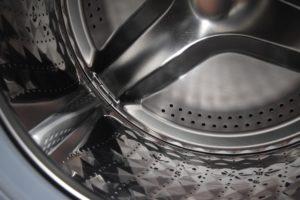 Verhuizen van de wasmachine trommel beschermen