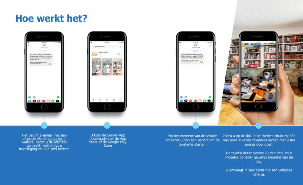 Hoe werkt de Videotaxatie via verhuizer.nl