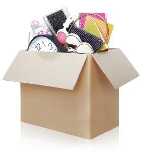 Tips inpakken verhuisdoos